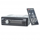 "3.3"" LCD 4 x 50W Car DVD Player w/ FM/USB/SD - Black (DC 10.5~14.4V)"