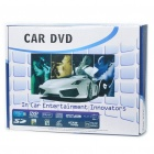"3.2"" LCD 4 x 50W Car DVD Player w/ FM/USB/SD - Black (DC 10.5~14.4V)"