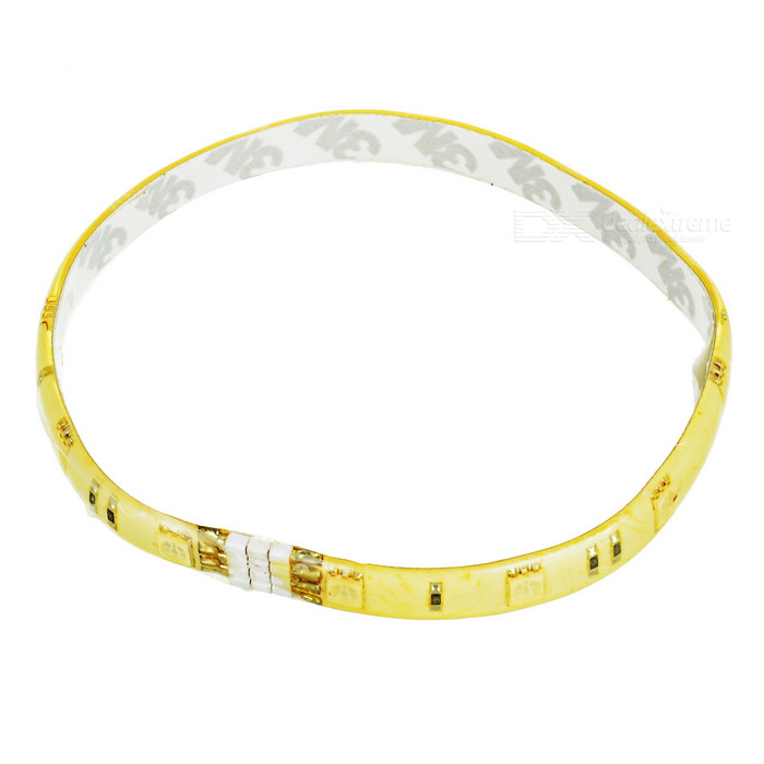 SMD 12-LED Extendable Light Strip (30cm / Blue / 12V)
