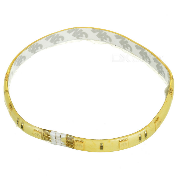 SMD 12-LED Light Strip extensível (30cm / Verde / 12V)