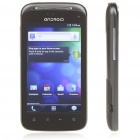 "Zeus A3 4.0"" Android 2.3.4 Capacitive 3G WCDMA Dual Sim w/ WiFi + TV +GPS - Black"