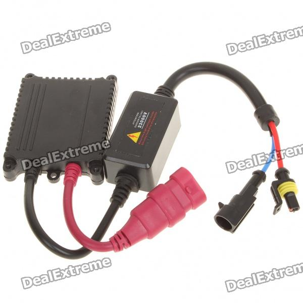 Universal Slim Replacement 35W Car HID Ballast (DC 9~16V)