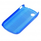 PC Protective Case for Huawei N760 - Deep Blue