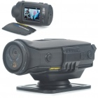 1080P 5MP Wide Angle Waterproof Action Video Camera with HDMI/AV Out/TF (2.0