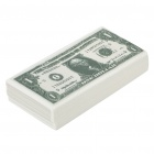 Creative Disposable US Dollar Style Napkin Paper (5-Pack)