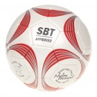 SBT-8129 PU Leather Soccer Ball Football (Size-5)