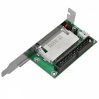 External CompactFlash Card Reader to Internal IDE PC Expansion Card
