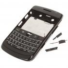 Replacement PC Housing Case w/ Keyboard for BlackBerry 9700 - Black