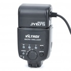 JY-675 6500K 44-LED White Light Macro Ring Flash Light for DSLR Camera (4 x AA/LR6)