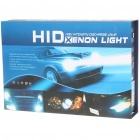 H7 35W 6000K 3200-Lumen White Light HID Headlamps Set (DC 9~16V/Pair)
