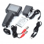 "2.5"" TFT Color LCD Monitor CCTV Installation Mate Camera Video Tester - Black"