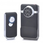 F16 Mini 1.3 Mega Pixels Video DV Camera with 7-IR Night Vision / Motion Detection / TF Slot