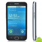 "A910 4,3 ""Touch Screen Android 2.2 Dual SIM Quadband TV Cell Phone w / Wi-Fi + Java + GPS"