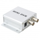 Single Channel Video Backup Mini DVR Support TF card S-DVR - Silver