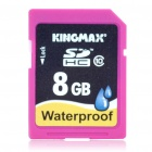 Genuine KINGMAX Waterproof SD Memory Card (8GB / Class 10)