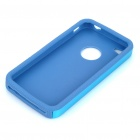 Protective Back Case for Iphone 4 - Blue