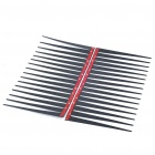 Car Fashion Decorative Eyelashes - Pair