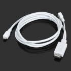720P Micro USB to HDMI Cable for Samsung Galaxy S2/HTC G14/EVO 3D