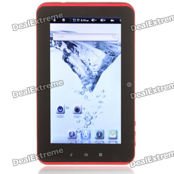 "UPAD C71 7.0 ""Touch Screen Android 2.3 Tablet PC ж / Camera/WiFi/2 х мини USB / HDMI / TF (Cortex A9/4GB)"