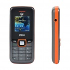 "Genuine ZTE S160 1.5"" Dualband CDMA1X Bar Phone - Grey + Orange"