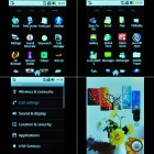 "Genuine ZTE X850 2.8"" Touch Screen Single SIM 3G WCDMA Android 2.1 Smartphone w/ WiFi + 2G TF card"