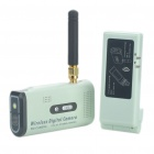 "1/4"" CMOS Sensor 2.4GHz Wireless Digital Surveillance Security Camera w/ USB Receiver - Light Green"