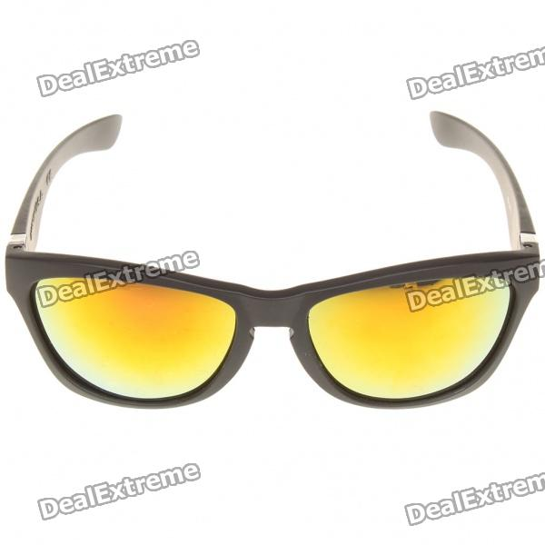 Fashion Sports UV400 UV Protection PC Reflection Lens Sunglasses