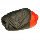 Basecamp Warm Mummy Sleeping Bag - Red