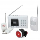 "1.3"" LED Home Security Anti-Theft Alarm System Set"