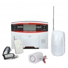 "2.6"" LCD Home Security Anti-Theft Alarm System Set"