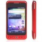 "H300 3.5"" Touch Screen Android 2.2 Dual SIM Quadband GSM TV Cell Phone w/ Wi-Fi"