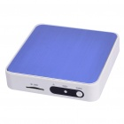 Android 1080P Media Player w/ AV/USB/SD/HDMI/RJ45 Ports - Blue
