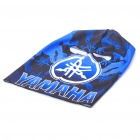 Stylish Headgear with YAMAHA Logo - Blue
