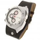 2.0MP Pin-Hole Spy Camera Camcorder w/ Motion Detection/Night Vision Disguised as Wrist Watch (8GB)