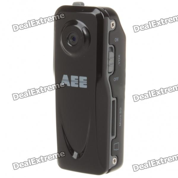 Mini Voice Activated 2.0MP Wide Angle Sport Camera Camcorder (4GB)