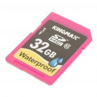 Genuine KINGMAX Waterproof SD Memory Card (32GB / Class 10)