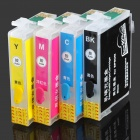 Replacement Refillable Ink Cartridges for Epson ST40W/TX550W/TX600FW