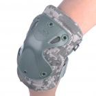 HATCH Tactical Safety Knee and Elbow Protection Pad Brace Sets - Camo