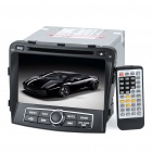 "8"" Touch Screen Car DVD Player + WinCE 5.0 GPS Navigator w/ FM/Bluetooth/2xTF for Hyundai Sonata"