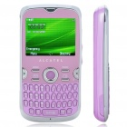"Alcatel OT-800 2.2 ""TFT LCD Tri-Band GSM QWERTY Handy w / JAVA / TF / FM - Pink"