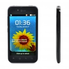 "Original LG Optimus 4,0 ""Kapazitive IPS Froyo 3G WCDMA Dolby Smart Cell Phone w / WiFi + GPS"