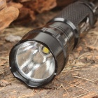 UltraFire WF-501B 5-Mode 450-Lumen LED Flashlight - Black (1 x 18650)