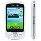 "ALCATEL OT-906 2.8"" Touch Screen Android 2.2 GSM UMTS 3G Cell Phone w/ GPS/Wi-Fi - White"