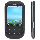 "ALCATEL OT-891 2,8 ""Touch Screen Android 2.1 Quadband GSM Handy w / GPS / Wi-Fi - Black"