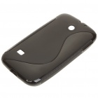 "Protective ""S"" Back Case for HUAWEI M865/C8650 - Black"