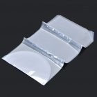 Multi-Function Shrink Film Protective Cover Bag for Remote Control/Stationary + More (5-Piece Pack)