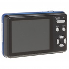 "AF-160 5.0MP CMOS Digital Camera w/ 4X Digital Zoom/SD Slot (2.7"" TFT LCD) - Blue"