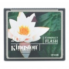 Genuine Kingston CompactFlash CF Memory Card (2GB)