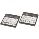 Replacement 3.7V 1350mAh Battery for HTC HD2 (Pair)