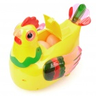 Buy Funny Walk Egg-Laying Hen w/ Sound/Light Effects (3 x AA)